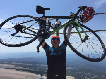 Paying homage to the Gods of Ventoux