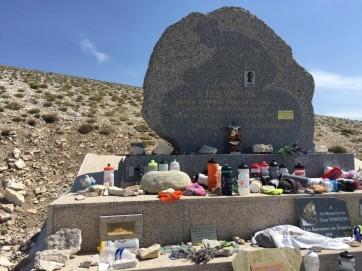 The Simpson memorial